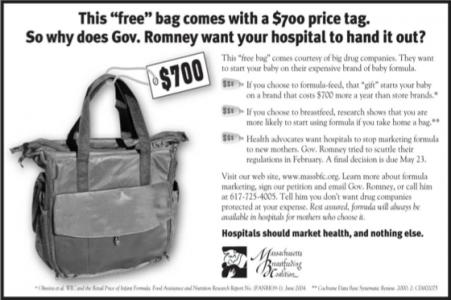"""""""Free"""" Bag"""